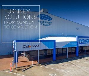Turnkey Solutions from concept to completion