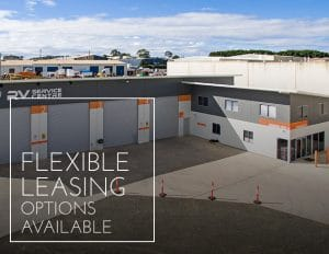 Flexible Leasing Options available