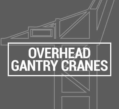 Overhead Gantry Cranes