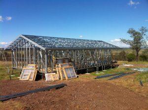 Steel frame homes toowoomba